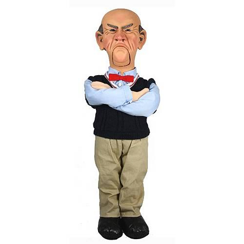Jeff Dunham Walter 21-Inch Talking Animatronic Doll