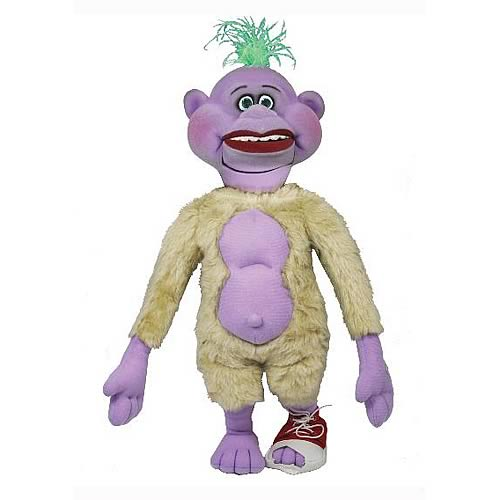 Jeff Dunham Peanut 18-Inch Talking Animatronic Doll