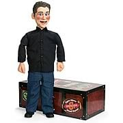Jeff Dunham Little Jeff Ventriloquist with DVD and Book Set