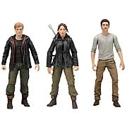 Hunger Games Action Figures Case (7 inch)