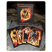 Hunger Games Movie Greeting Cards