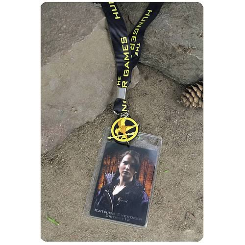 Hunger Games Movie Katniss Everdeen Lanyard