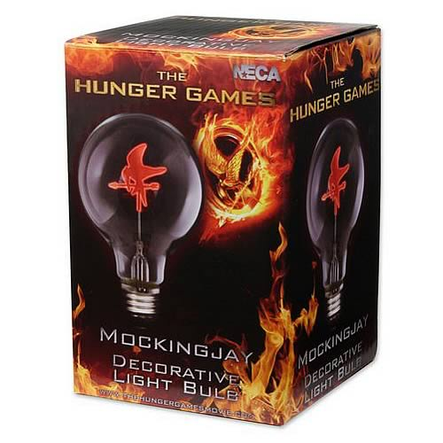 Hunger Games Movie Mockingjay Decorative Light Bulb