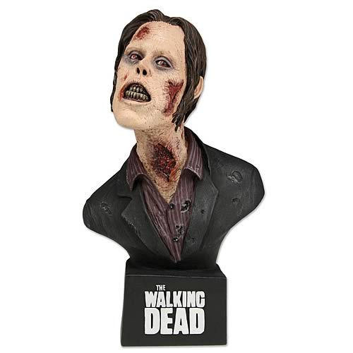 Walking Dead Tank Zombie Mini-Bust