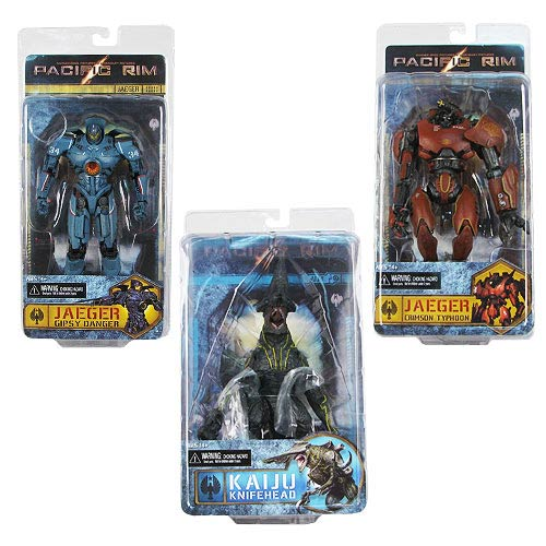 Pacific Rim 7-Inch Series 1 Action Figure Case