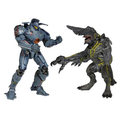 Pacific Rim Gipsy Danger and Knifehead Action Figure 2-Pack
