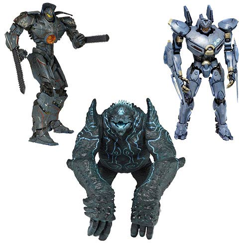 Pacific Rim 7-Inch Series 2 Action Figure Case