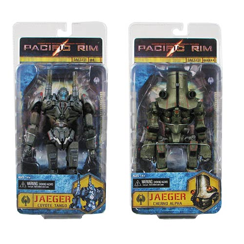 Pacific Rim Jaeger 7-Inch Series 3 Action Figure Set