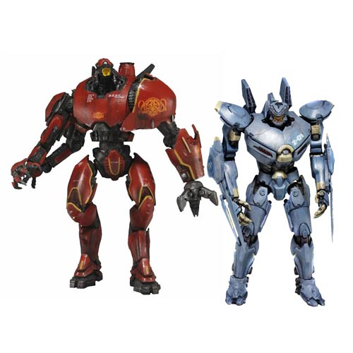 Pacific Rim the Essential Jaegers Deluxe Action Figure Set