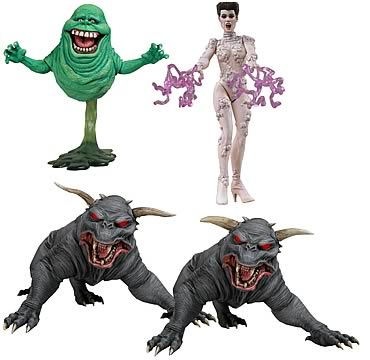 Ghostbusters Figures Series 1 Case