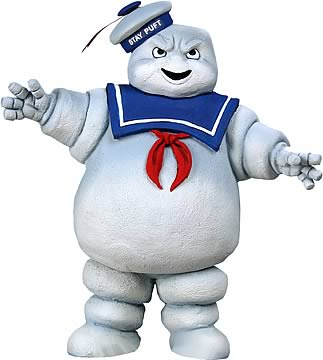 Ghostbusters: Stay Puft 16-inch Figure
