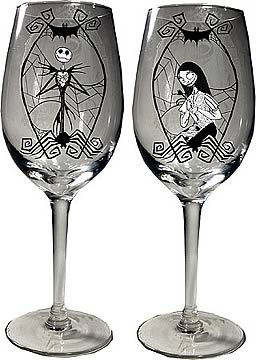 NBX 2003 Wine Glass Set