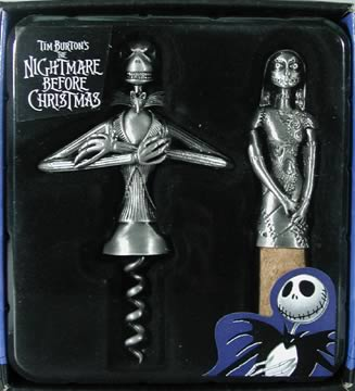 NBX Jack & Sally Bar Set