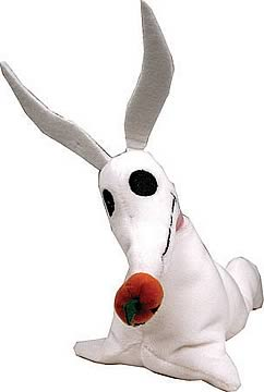 NBX 2003 Zero Plush - NECA - Nightmare Before Christmas - Plush at ...