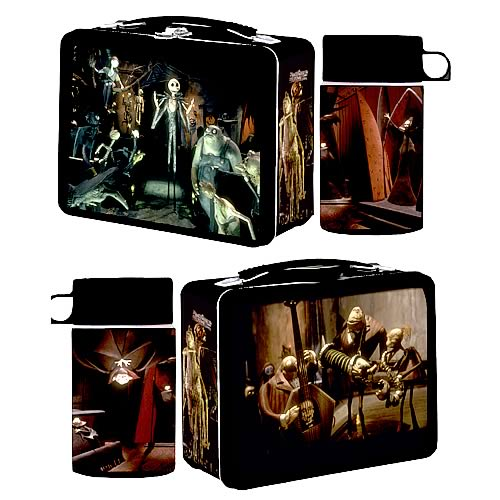 Nightmare Before Christmas Lunchbox #1 - NECA - Nightmare Before ...