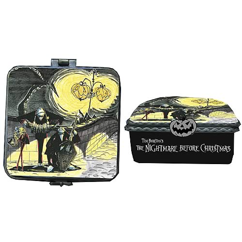 Nightmare Before Christmas Trinket Box