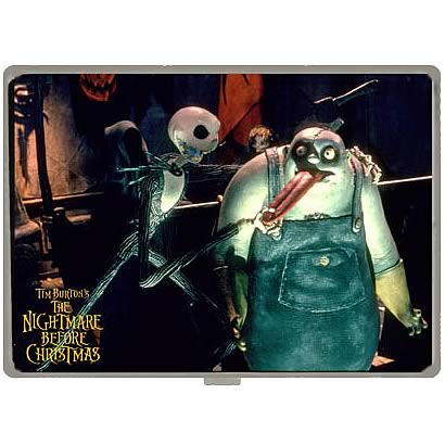 Nightmare Before Christmas ID Case