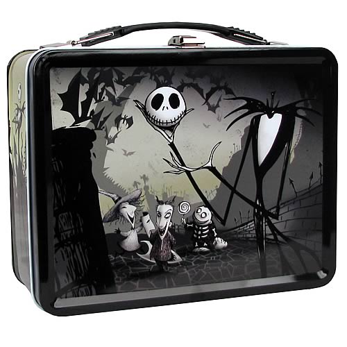 neca nightmare before christmas lunch boxes nightmare before christmas ...