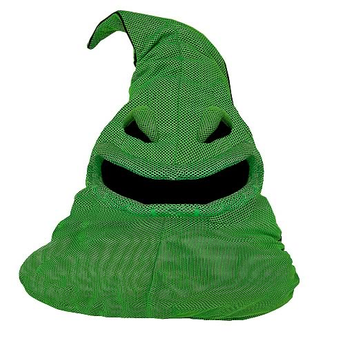 Nightmare Before Christmas Oogie Boogie Head Pillow - NECA ...