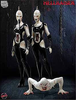 Hellraiser Wire Twins