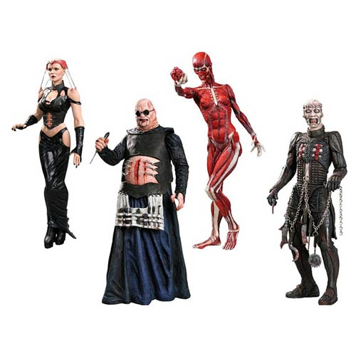 Hellraiser Series 2 Action Figure Case