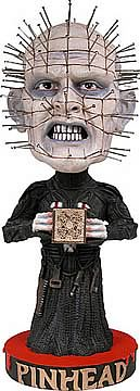 Hellraiser Pinhead Bobble Head