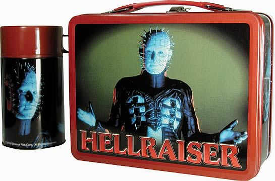 Hellraiser Lunchbox