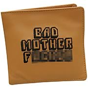 Pulp Fiction Bad Mother F***er Wallet