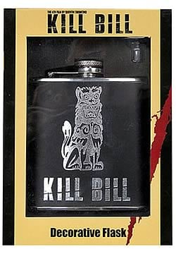 Kill Bill Flask
