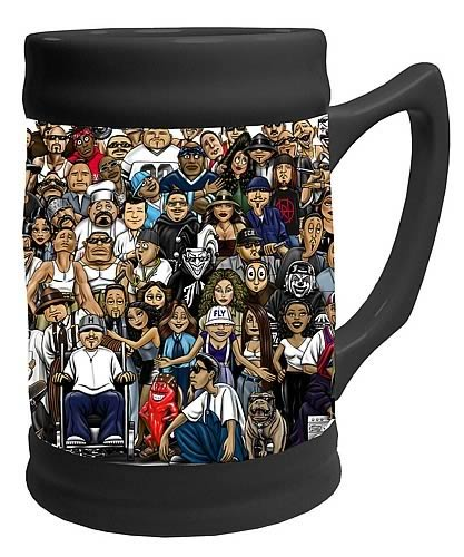 Homies Beer Stein #2