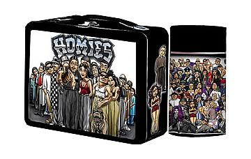 Homies Lunch Box