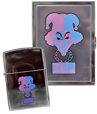 Insane Clown Posse ID Case & Lighter