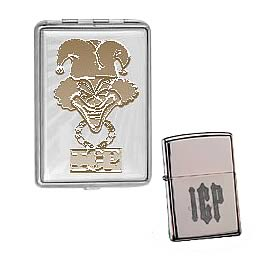 Insane Clown Posse 2006 ID Case & Lighter Combo