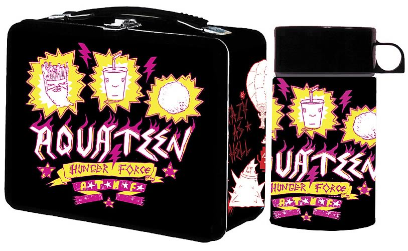 Aqua Teen Hunger Force Lunchbox