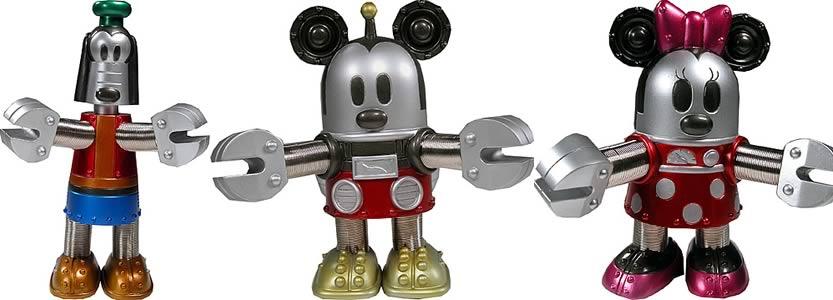 Disney Robots 5-inch Set