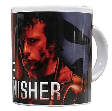 Punisher Decal Mug