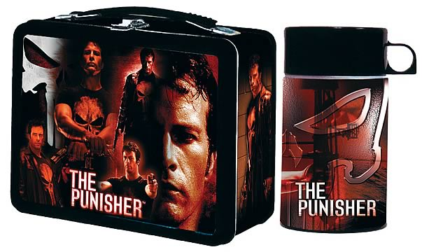 Punisher Movie Lunchbox