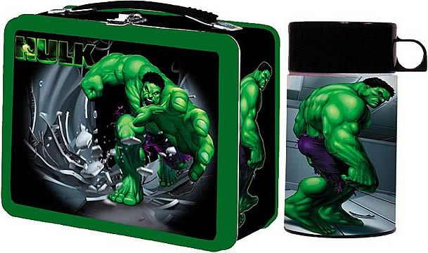 Hulk Movie Lunch Box