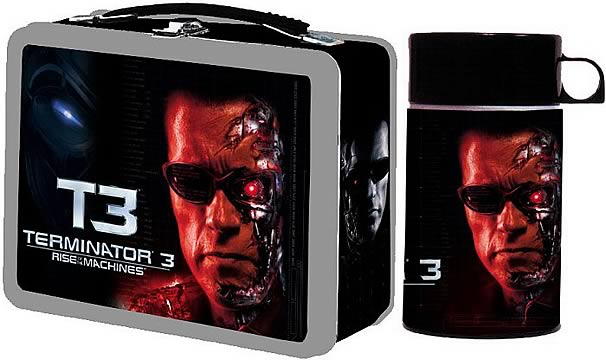 T3 Collectible Lunchbox