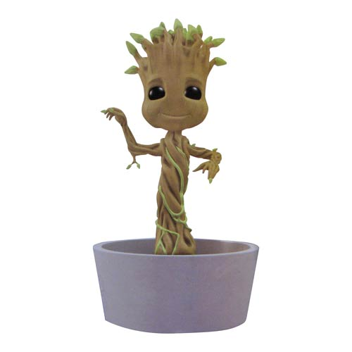Groot Is Solar Powered!