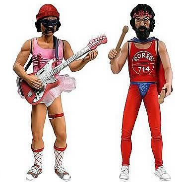 Cheech & Chong Action Figure Series 2 Set