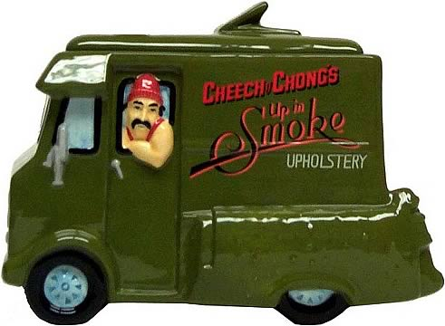 Cheech & Chong Munchie Jar