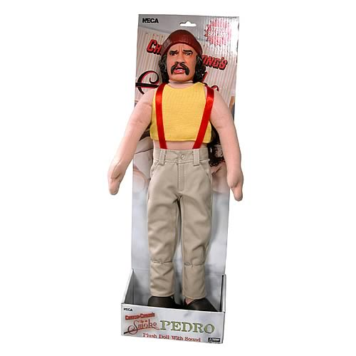 Cheech & Chong Cheech 18-Inch Talking Plush Doll