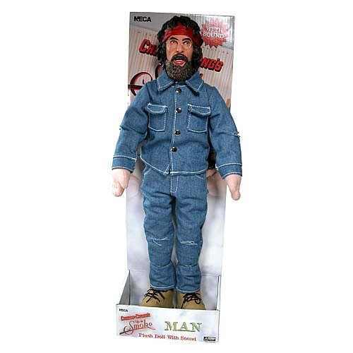 Cheech & Chong Chong 18-Inch Talking Plush Doll