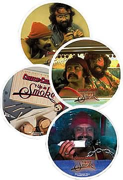 Cheech & Chong Coaster Set