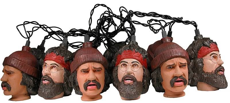 Cheech & Chong Holiday Lights