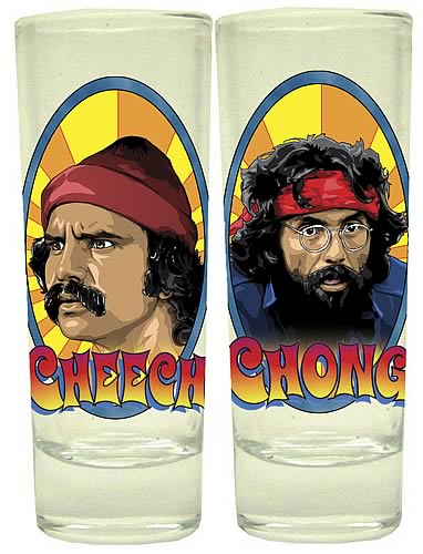 Cheech & Chong Shooter Set