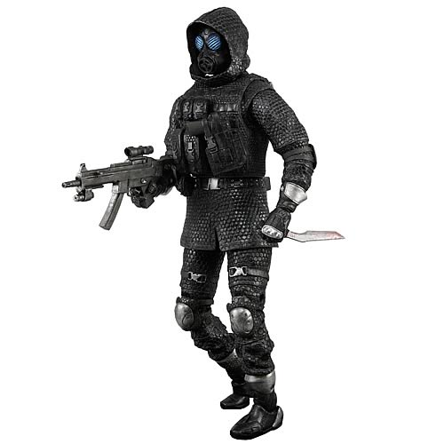 Resident Evil Vector Action Figure