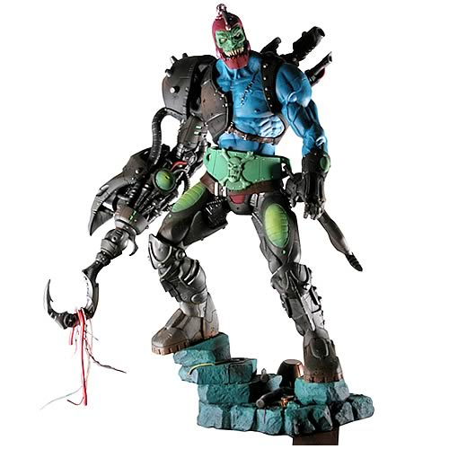 Masters of the Universe Trap Jaw Resin Statue