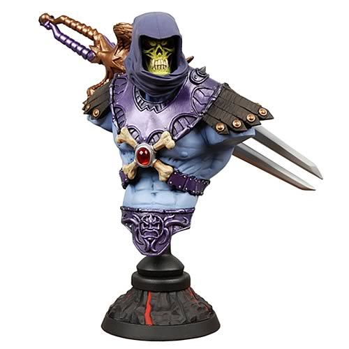 Masters of the Universe Skeletor Mini Bust